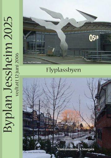 Byplan Jessheim 2025 - Ullensaker kommune
