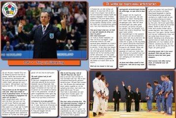 IJF / Tony van de Wetering - Judo Galery 4 All................