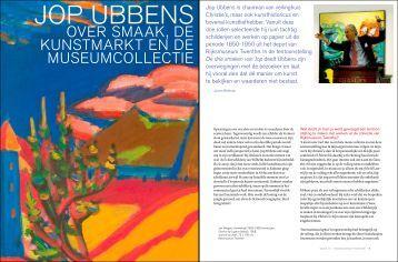 Jop Ubbens - Rijksmuseum Twenthe