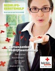 Lees hier de brochure met meer informatie over ons cursusaanbod ...