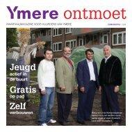 Ymere ontmoet nr 5 - zomer 09