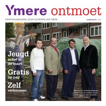 Ymere ontmoet nr 5 - zomer 09