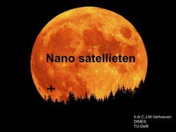 Nano satellieten