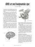 Indhold: - Foreningen for Biodynamisk Jordbrug - Page 6
