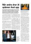 Karin Karlsson • AXEL – störst i Europa ökar kapaciteten ... - MaMedia - Page 6