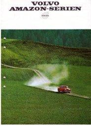 Page 1 Page 2 Volvo Amazon Ett kvalitetsbegrepp inte bara i ...