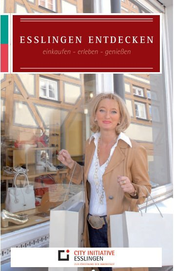 Esslingen entdecken - Esslinger Stadtmarketing & Tourismus GmbH ...
