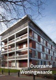 Duurzame Woningwaarde - De bouw vernieuwt