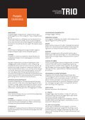 Prosjektbeskrivelse - Sentrumsgården Trio - Page 2
