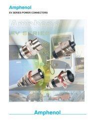 EV Connector - Amphenol Interconnect India Pvt Ltd.