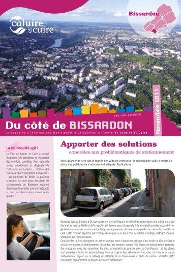 Du côté de BISSARDON - Caluire-et-Cuire