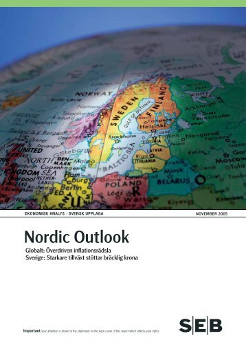 Nordic Outlook - Klas Eklund