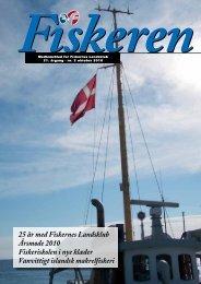 25 år med Fiskernes Landsklub Årsmøde 2010 Fiskeriskolen i nye ...