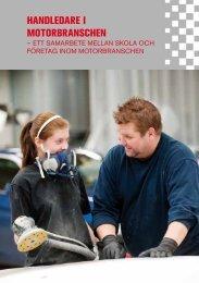 Handledare i motorbranschen 2011 - Bilproffs