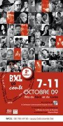 OctObre 09 - La Maison du Conte de Bruxelles