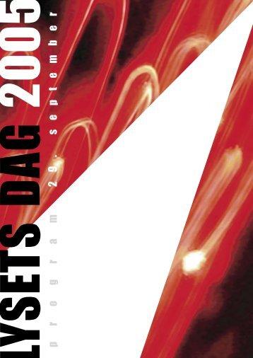 LD2005 - Program A4 19maj2005.indd - Institut for Design - B4.1+2