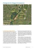 Lokalplanforslag for vindmøller på Kalvebod Syd - hofor - Page 3