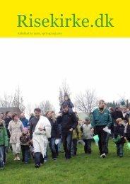 Kirkeblad for marts, april og maj 2010 - Rise Kirke