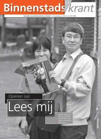 Download de hele krant - Binnenstadskrant