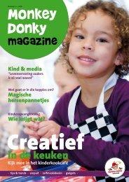 Monkey Donky Magazine 1