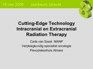 2006 intra-extra craniale radiotherapie