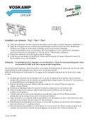 Montage handleiding ucs kettingdoos - Voskamp Groep - Page 5
