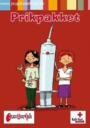 Prikpakket - Jeugd Rode Kruis