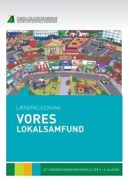 lokalsamfund - Fonden for Entreprenørskab