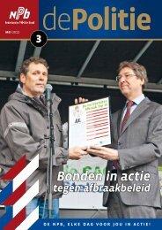 Bonden in actie - Nederlandse Politiebond.nl