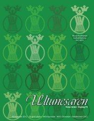 Nr 1 - 2012 - Ultunesaren