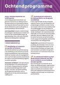 FVB – CONGRES - Federatie Vaktherapeutische Beroepen - Page 4