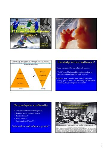 (Microsoft PowerPoint - S8.2_Sward_ FAI - an avoidable overuse ...