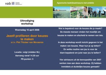 Uitnodiging workshop 160408.pdf - VAB