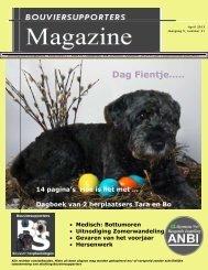 Bouviersupporters Magazine - Bouvier herplaatsing ...