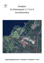 Plan- och genomförande-beskrivning - Nynäshamns kommun
