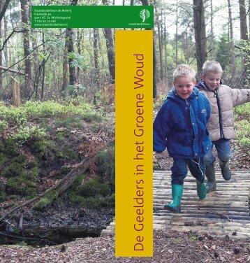 De Geelders in het Groene Woud - Staatsbosbeheer