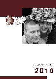 Jaarverslag 2010 - vzw Stijn