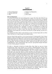 1 Kapitel 8 Agronomstuderende 1. Huset på Rugmarken 2. Dagligt ...