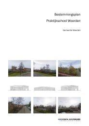 Bestemmingsplan Praktijkschool Woerden - Gemeente Woerden