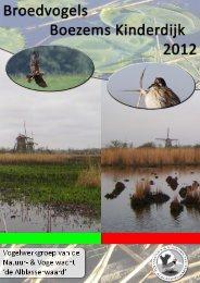 Hier - Natuur- en Vogelwacht 'de Alblasserwaard'