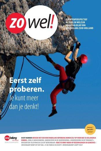 Zo wel nr.1 def.pdf - Zorgbelang Nederland