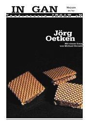 mit einem Essay von Michael Strowik, PDF - Kunstverein INGAN eV