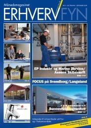 Focus på svendborg/Langeland - Velkommen til Erhverv Fyn