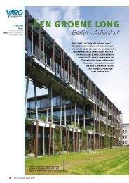 Physik Institut, Humboldt Universiteit Berlijn (D) - VMRG