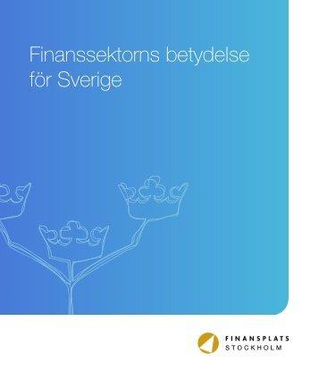 Rapporten i pdf - Svenska Bankföreningen
