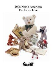 2008 North American Exclusive Line - Bear Attack