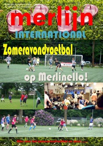 INTERNATIONAL - TSVV Merlijn