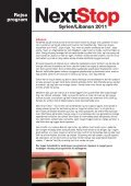Rejse program Syrien/Libanon 2011 - Global Contact - Page 3
