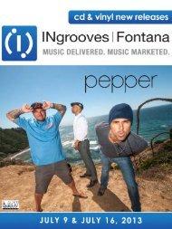 CD Vinyl New Releases - INgrooves