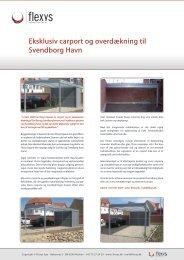 Svendborg Kommune reference case - Flexys